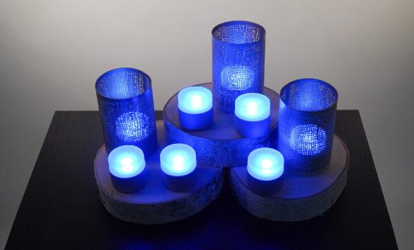 Ladattavat LED-tuikut