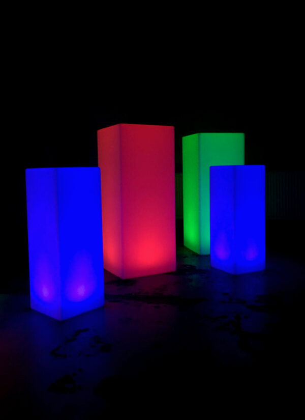 Glowkalusteet vuokralle