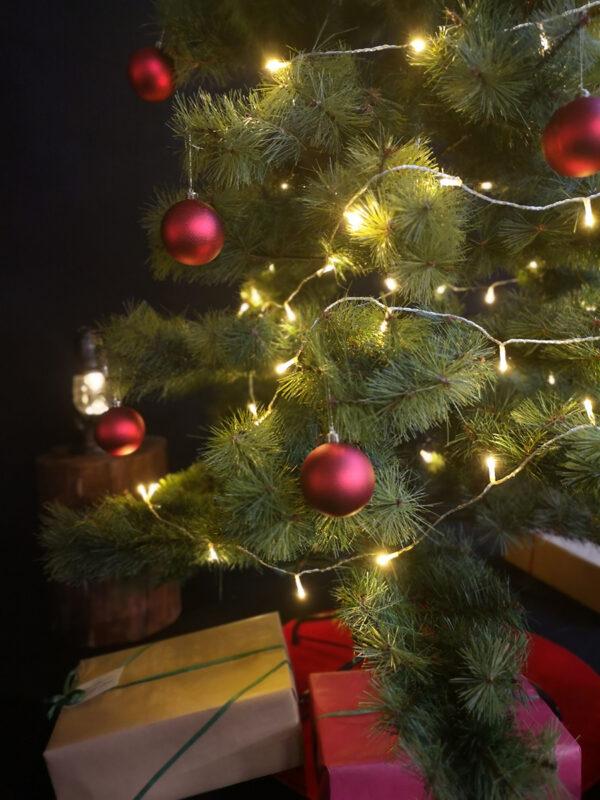 perinteinen joulu