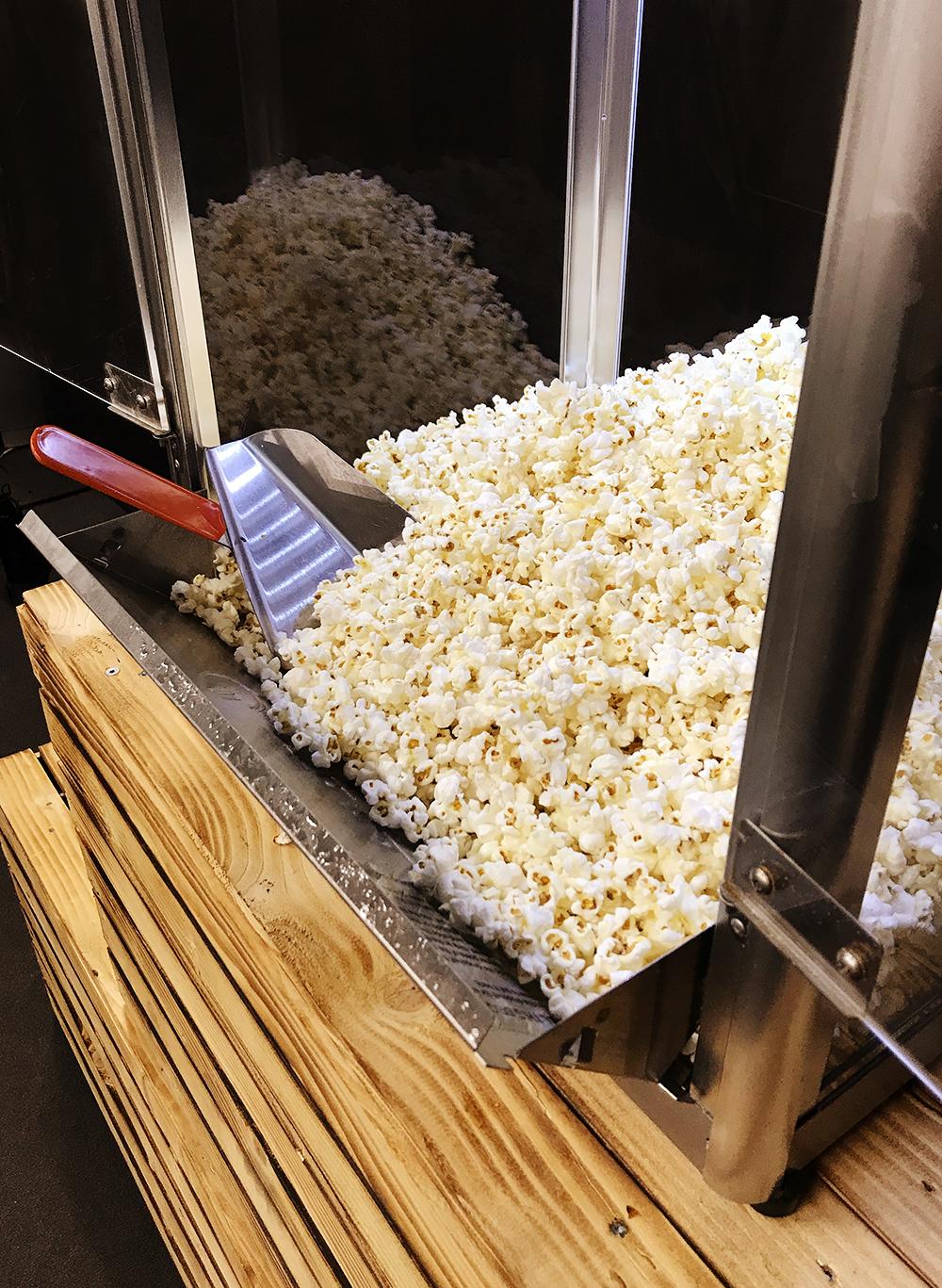 Popcorn Jyvät